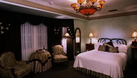Santa Ynez Inn: Classic Queen