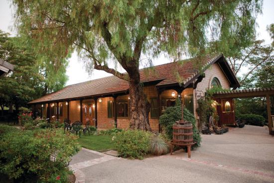 Santa Ynez Inn: Coach House
