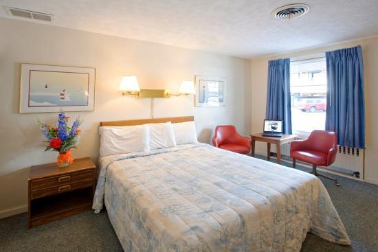 Arlington Inn: Queen Room