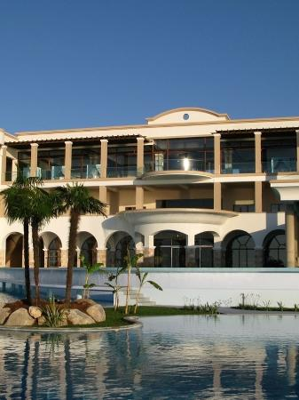 Atrium Prestige Thalasso Spa Resort & Villas: Main Building