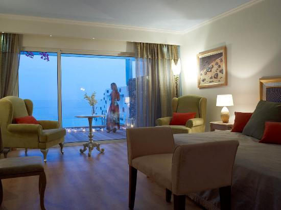 Atrium Prestige Thalasso Spa Resort & Villas: Room With Pool