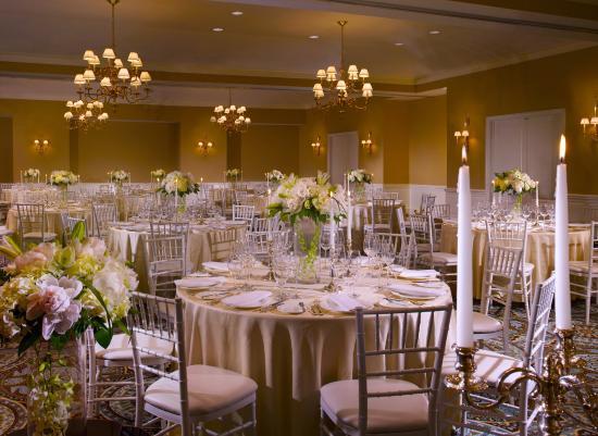 Rosewood Bermuda : The Camden Ballroom