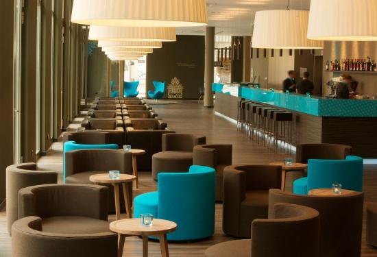 Motel One Leipzig-Nikolaikirche: Lounge