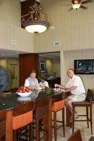 Hampton Inn & Suites Exmore - Eastern Shore: Restaurant