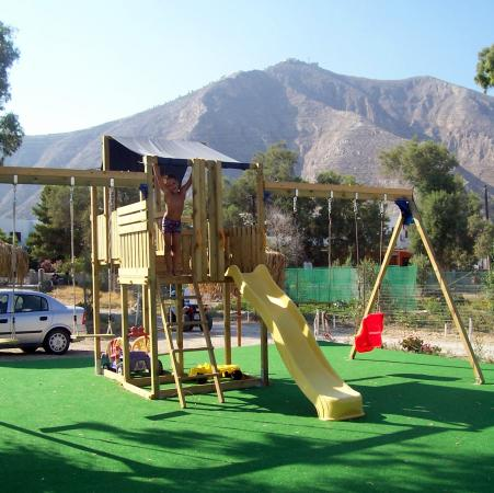 The Best Hotel: Playground