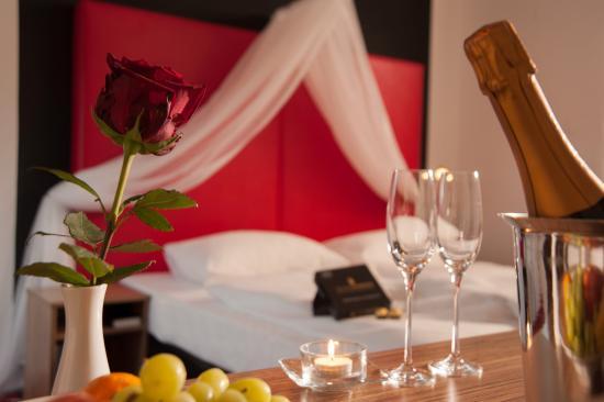 Senator Hotel Vienna: Cuddle Room
