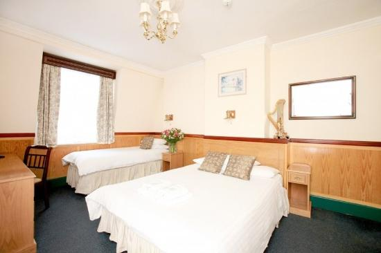 Lincoln House Hotel: triple room