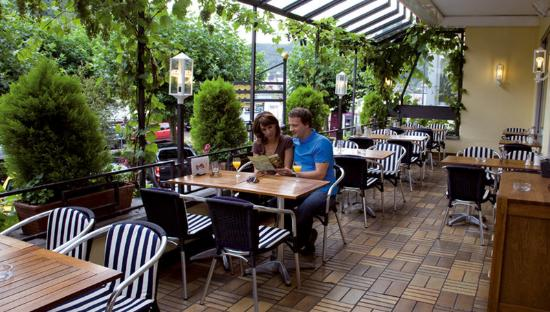 Hotel Karl Müller: Restaurant View