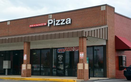 Mivano's Pizza