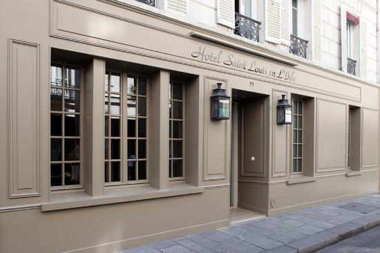Hotel Saint-Louis en l'Isle: Exterior