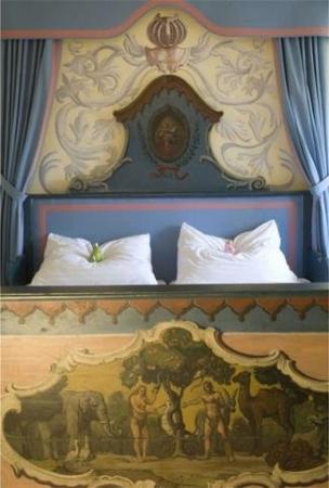 Hotel Schloss Leonstain: Suite