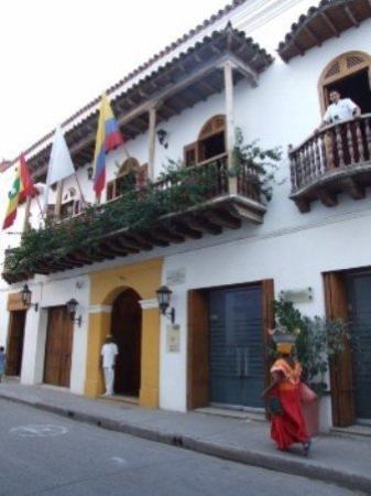 Hotel Casa del Arzobispado: Exterior