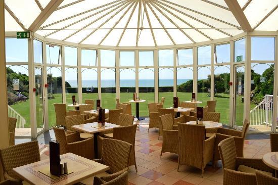 Hydro Hotel Eastbourne : Conservatory Restaurant