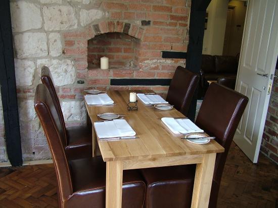 باركلاندز هوتل آند بينتليز تشوب هاوس: Restaurant