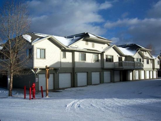 Bighorn Rentals - Frisco: Prospect Point