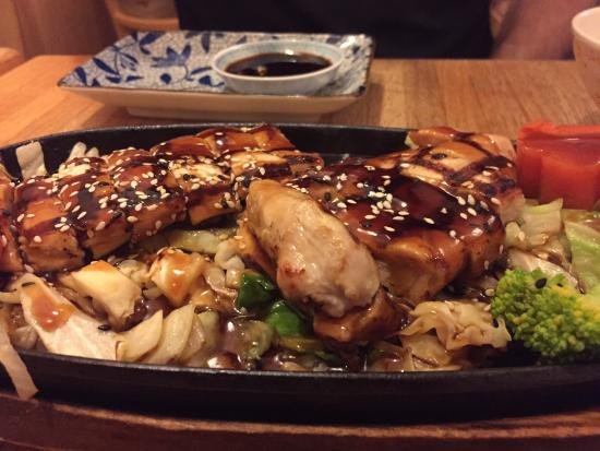 Shi Ki: Chicken Teriyaki