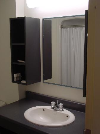 St. Lawrence College Brockville Residence and Conference Centre: Bathroom