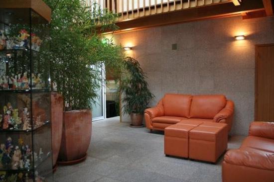 Hotel do Terco: Lobby