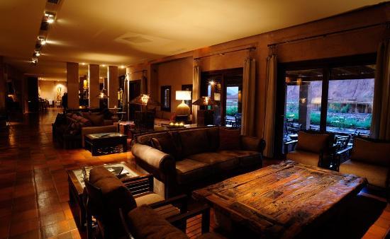 Alto Atacama Desert Lodge & Spa: Interior Space