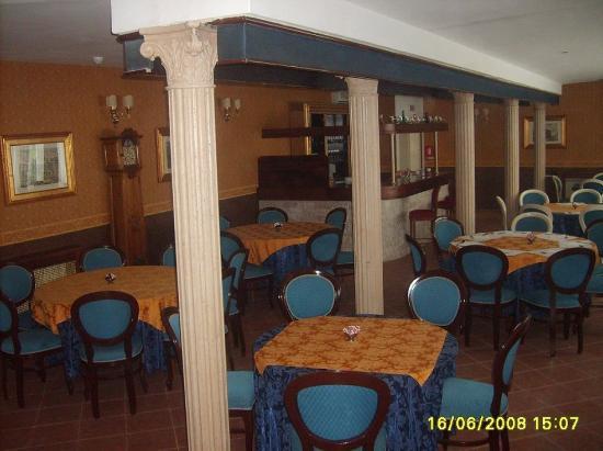 Park Hotel Serenissima : Restaurant