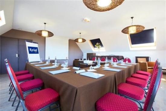 Kyriad Le Touquet - Etaples : Meeting Room