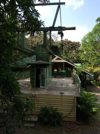 Gamboa Rainforest Resort Radio Station Tour
