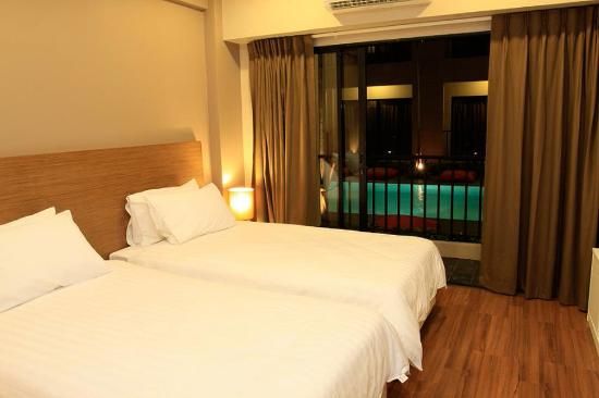 The Cottage Suvarnabhumi: Standard Pool Access Room