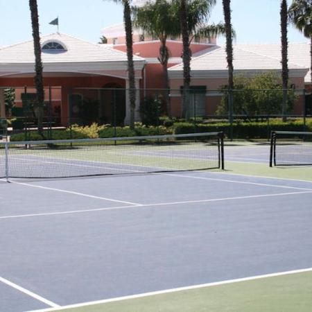 Summer Bay Orlando By Exploria Resorts: Tennis Court