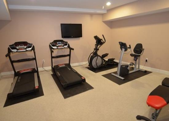 West Chesterfield, NH: fitness center
