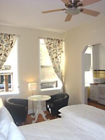 Brooklyn Suites: Guest Room