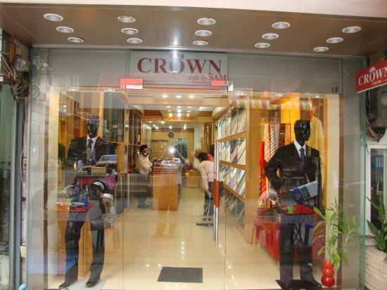 Crown Tailor: Sam and manna fantastic service
