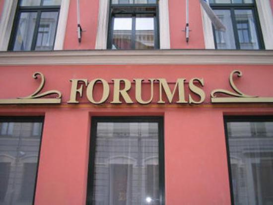 Forums Hotel: Exterior