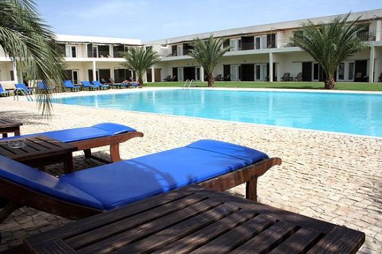 Hotel Dunas de Sal: Pool