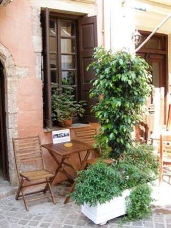 El Greco Hotel: Exterior