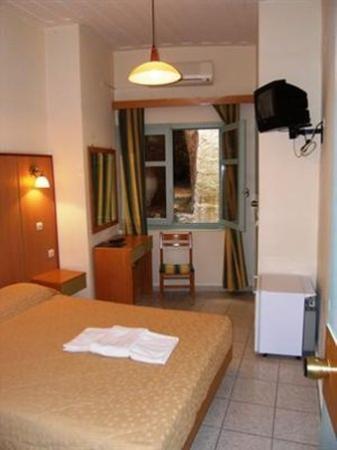 El Greco Hotel: Room