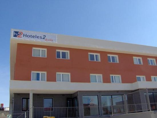 Hotel H2 Ávila: Exterior View
