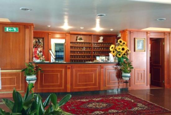 Fortuna Resort: Reception