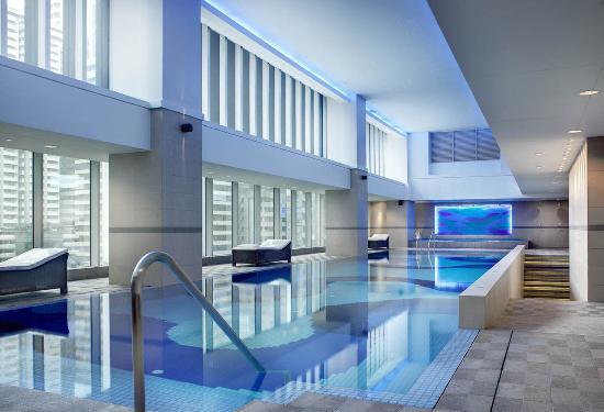 Oakwood Premier Joy - Nostalg Center Manila : Swimming Pool