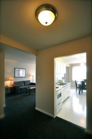 Hotel Dorval - Beausejour Apartments : Guest Room