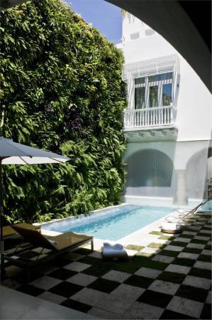 Tcherassi Hotel : Tcherassi Pool Garden
