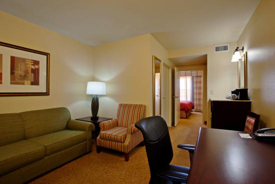 One Bedroom King Suite Picture Of Country Inn Suites By Carlson Tucson City Center Tucson