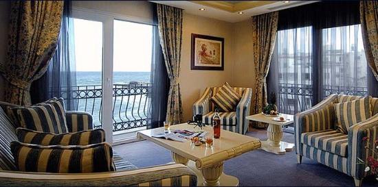 Rocks Hotel Casino: Executive Suite