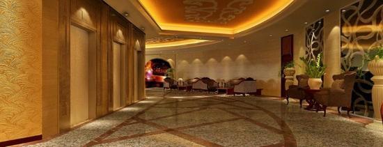 Hong Kong Hotel : Lobby View