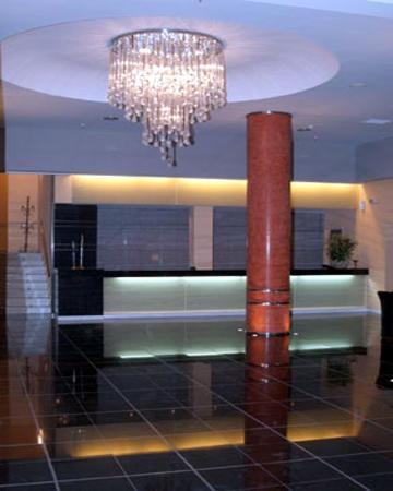 Congo Palace Hotel : Lobby