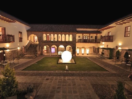 Casa Cartagena Boutique Hotel & Spa: Central Patio