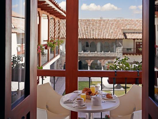 Casa Cartagena Boutique Hotel & Spa: Terrace