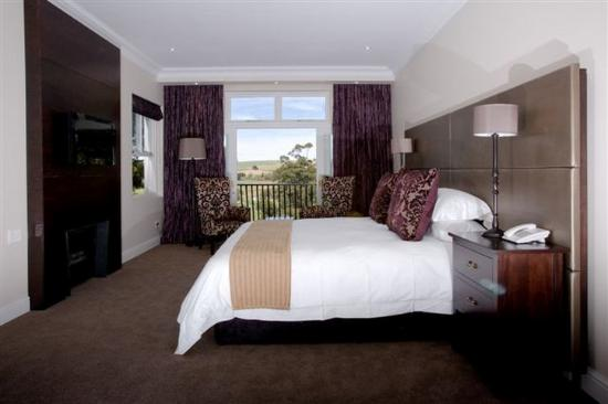 ‪‪Devon Valley Hotel‬: Vineyard Luxury Room‬