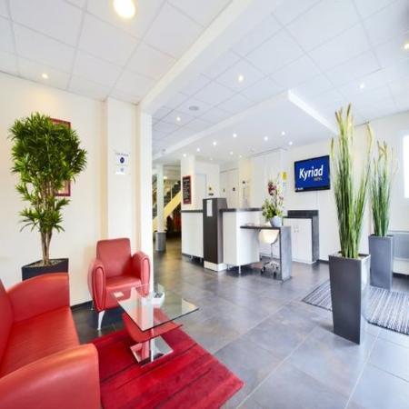 Kyriad La Rochelle Centre : Lobby