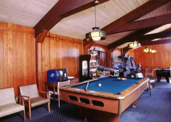 Seashore Park Inn: Gaming Facility