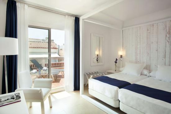 โรงแรมมีเดียม ซิทเกส พาร์ค: Medium Sitges Park Habitaci NTerraza